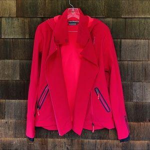 RARE Athleta Sun Valley Ski Jacket XS Pink